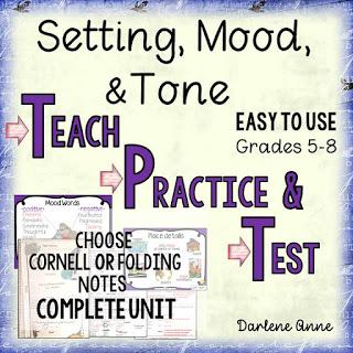 define tone in english class